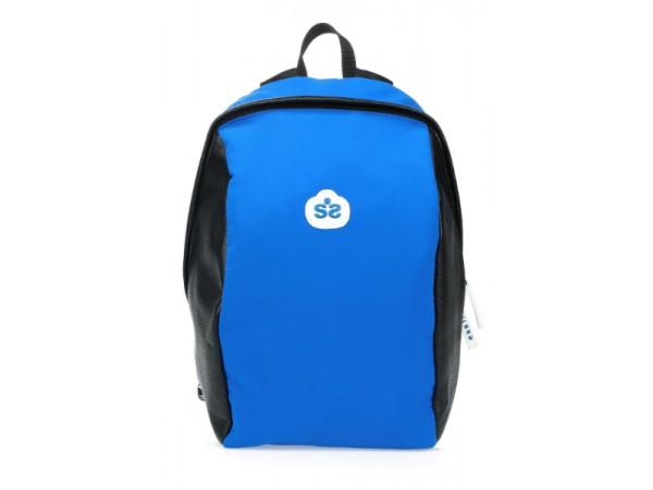 Erkek Çocuk Soft Shell Sırt Çantası - Mavi